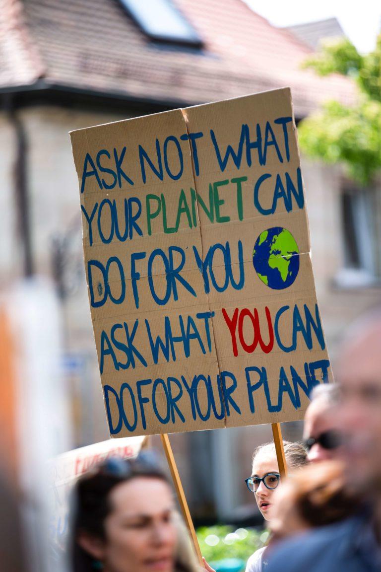 Leaders for Climate Action: Wie Startup-Gründer die Klimapolitik verändern wollen.