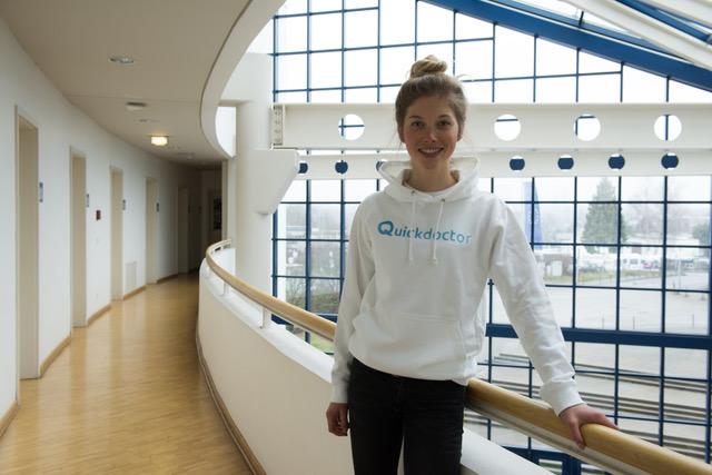Nina Sofie Krah von Quickdoctor