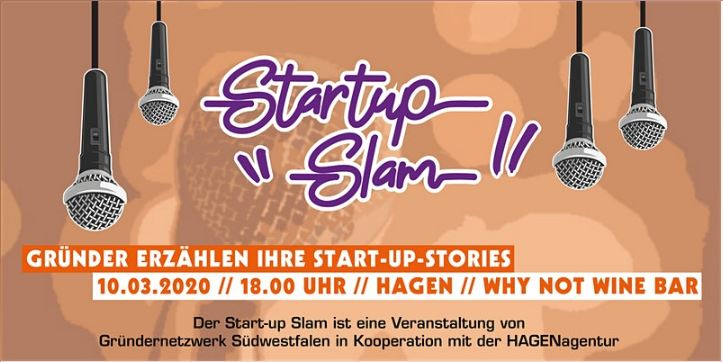 Start-up Slam Vol. 6