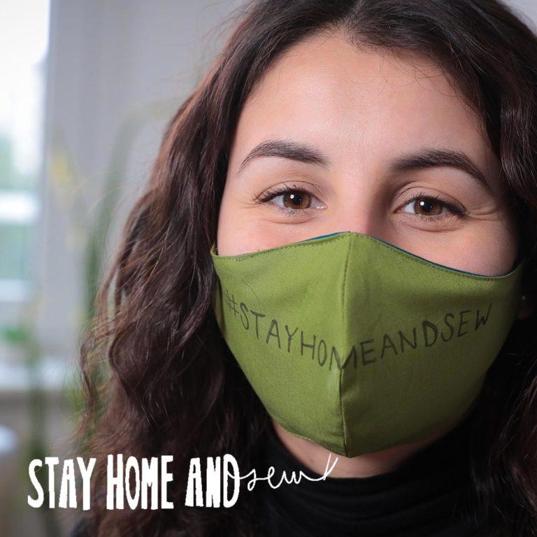 StayHomeAndSew – die Crowd-Helping-Aktion in Zeiten von Corona