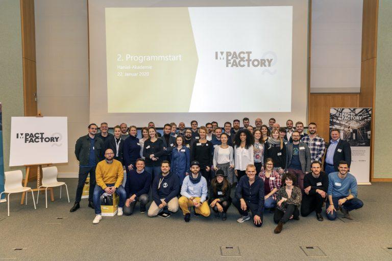 Zweiter StartUp Day der Impact Factory in Duisburg: Impact Start-ups setzen Zeichen für gesellschaftlichen Fortschritt