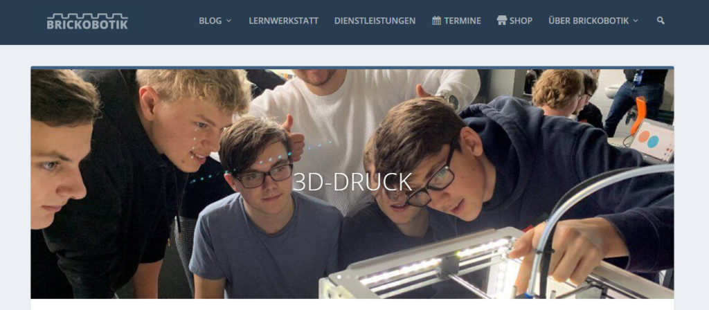 brickobotik – digitale Bildung für alle