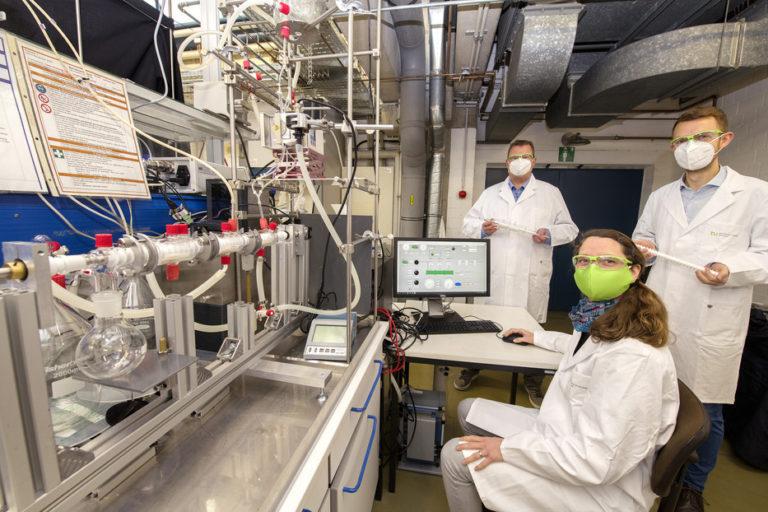 NRW unterstützt zwei zum Patent angemeldete Erfindungen der Fakultät BCI