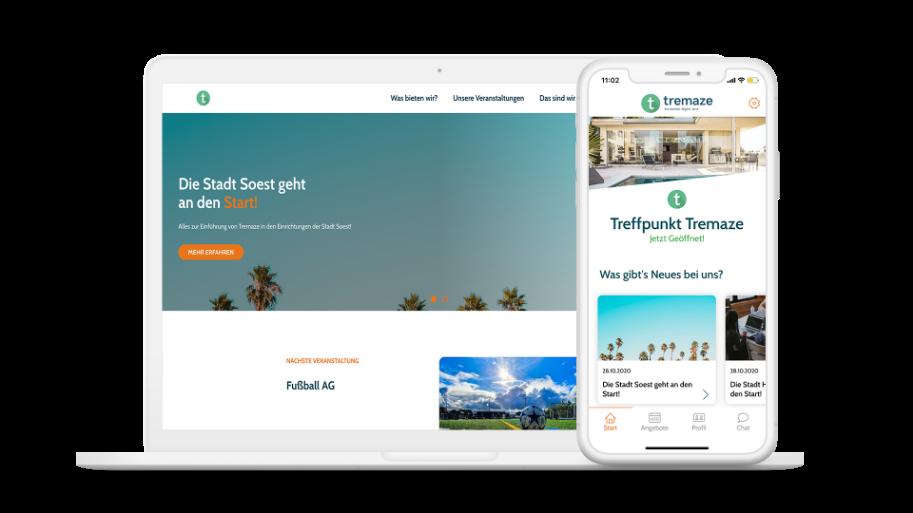 Das Social Entrepreneur Startup Tremaze aus Dortmund im Interview