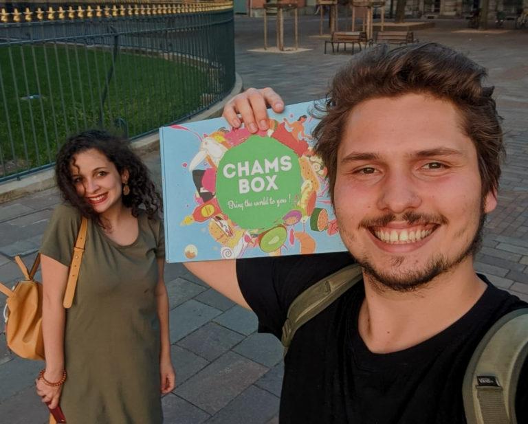 Die Chamsbox schickt Euch auf eine einmalige kulinarische Reise